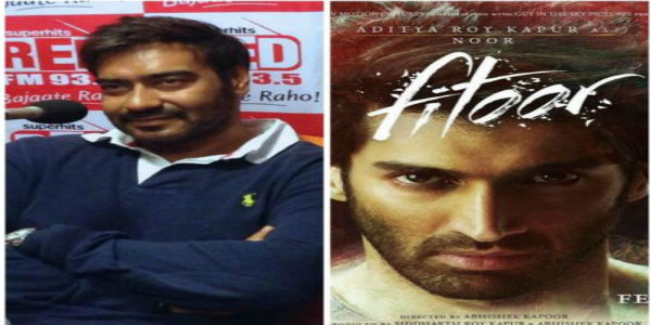 In Fitoor: Ajay Devgn Sharing A Excessive Scene With Aditya