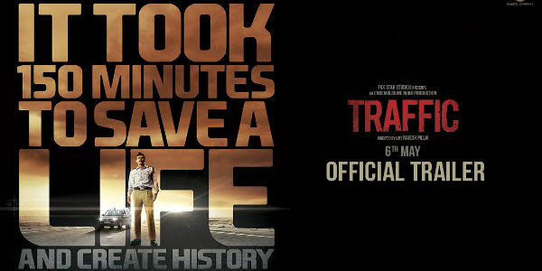 Watch The Official Trailer Of Traffic