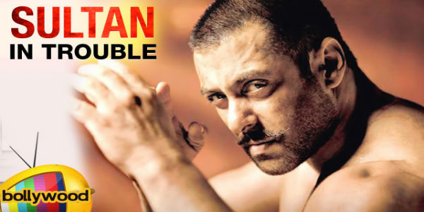Salman Khan's Sultan In Legal Trouble