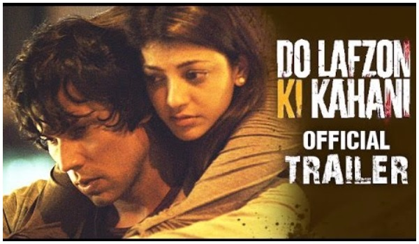 Watch Do Lafzon Ki Kahani Trailer 2