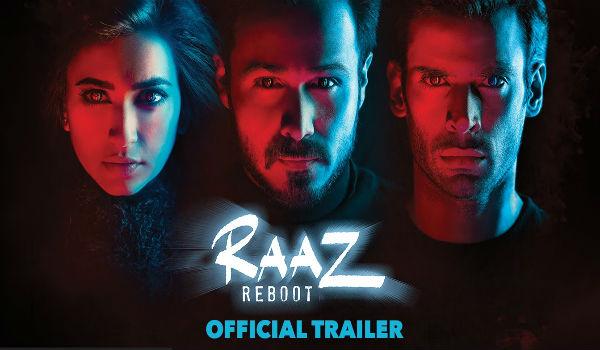Watch Raaz Reboot Trailer Ft. Emraan Hashmi