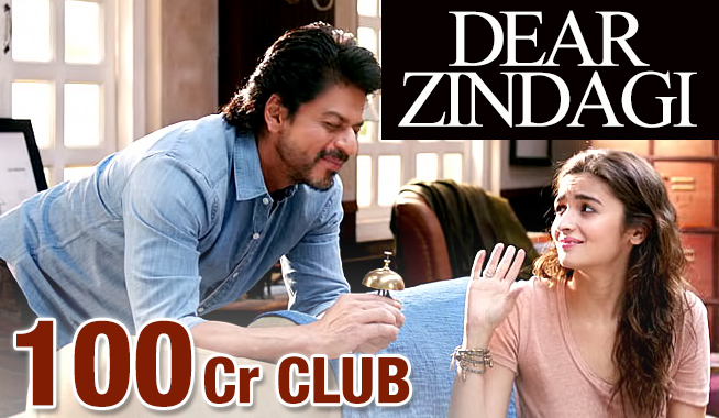 "Despite Demonetization ""Dear Zindagi"" Joined 50 Crore Club"