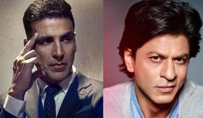 Shah Rukh Khan And Akshay Kumar Set For An Independence Clash