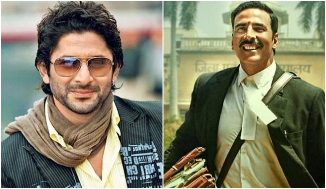 Arshad Warsi reacts to Akshay Kumar Jolly LLB 2 trailer