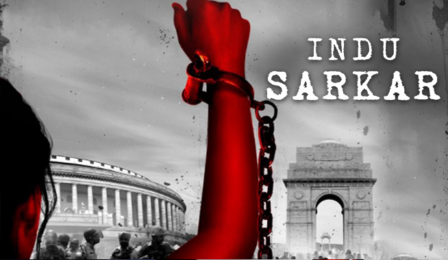 first poster of 'Indu Sarkar'