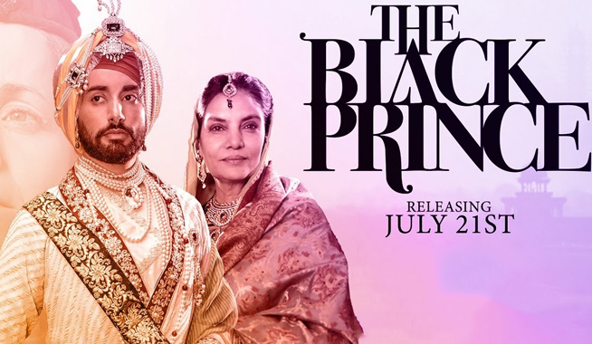the blank prince, the blank prince official trailer, mangobollywood, the blank prince trailer, blank prince hindi official trailer, story of last king of punjab, Queen Victoria and the last king of punjab, Maharajah Duleep Singh, Kavi Raz, Satinder Sartaaj, Jason Flemyng, Amanda Root, Shabana Azmi, Sophie Stevens
