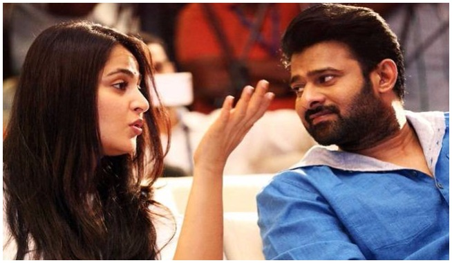 prabhas, prabhas saaho heroine, anushka shetty, baahubali 2, katrina kaif saaho, ss rajamouli, baahubali the conclusion, neil nitin mukesh, prabhas anushka, prabhas anushka shetty, prabhas and anushka shetty movies, prabhas anushka to reunite in saaho, prabhas anushka to act together, mangobollywood, prabhas anushka to act in saaho