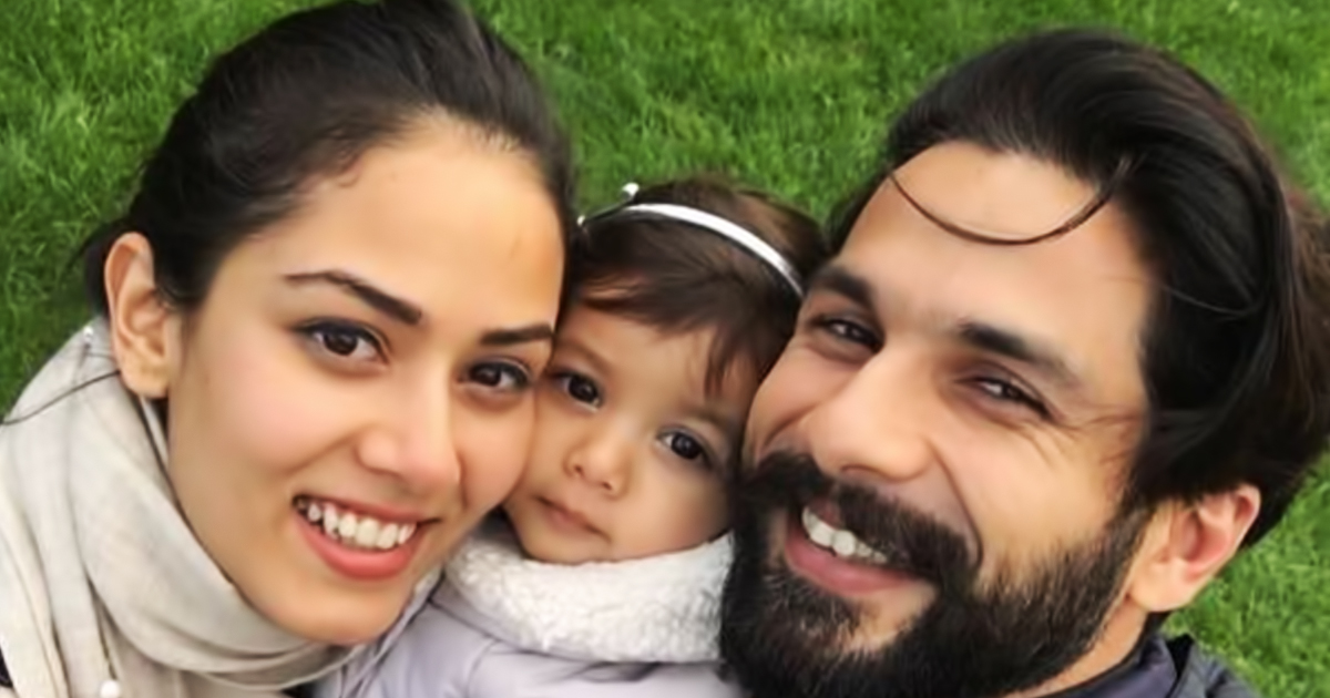 Baby Misha Turns 1 Year,Baby Misha Kapoor,Shahid Kapoor,Misha Birthday Photos,Shahid Kapoor baby,Shahid Kapoor daughter,Shahid Kapoor and Mira Rajput Daughter,Shahid Kapoor Daughter Pics,Misha 1st birthday Images,Mango Bollywood,Shahid Kapoor Next Film