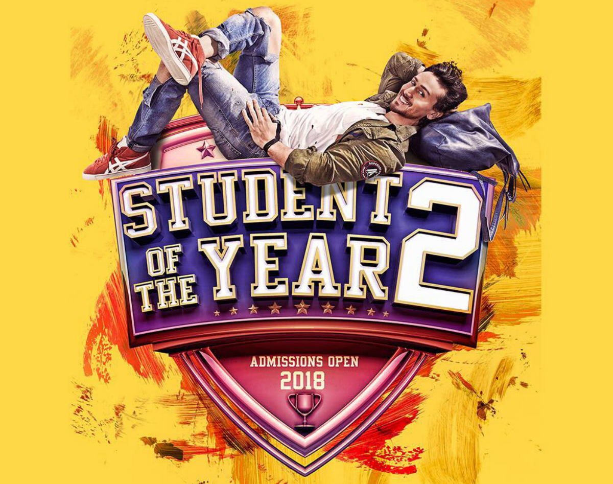Student Of The Year 2 First Look,Mango Bollywood,Student Of The Year 2 First Look Poster,2017 Bollywood Movie First Look Posters,Tiger Shroff Student Of The Year 2 First Look,Student Of The Year 2 Movie Release Date,Student Of The Year 2 Movie Updates,Tiger Shroff Next Upcoming Movie,Student Of The Year 2 Admissions Open 2018