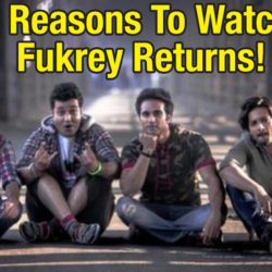 Fukrey Returns. You Have To Watch It Tomorrow!