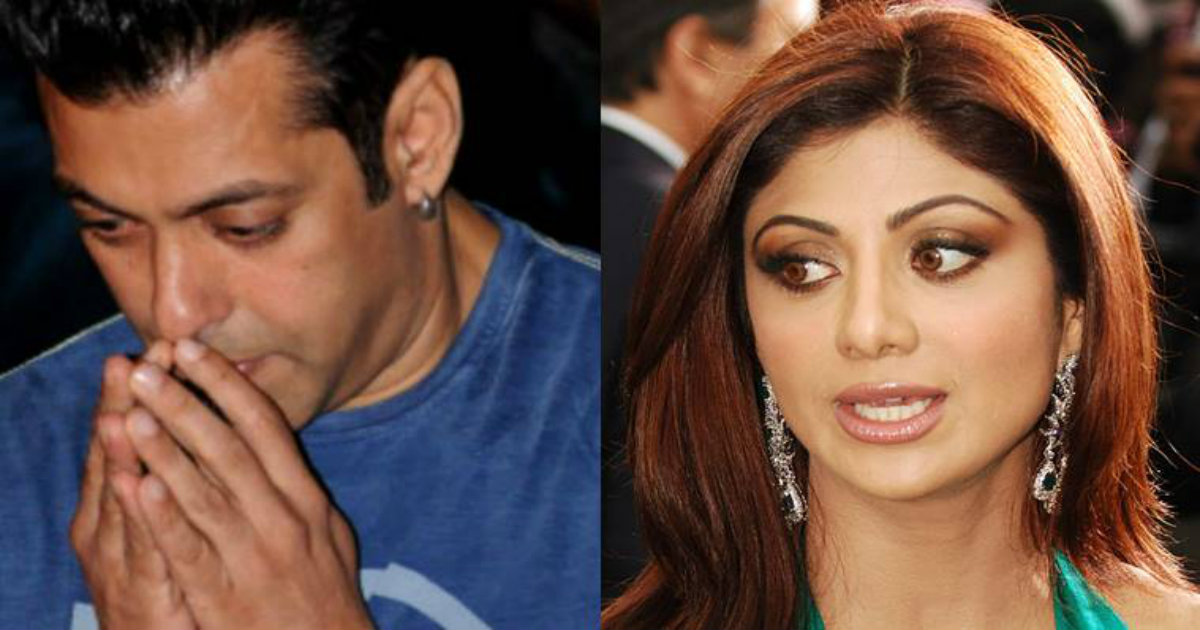 Shilpa Shetty And Salman Khan In Trouble Again,Mango Bollywood,Bollywood Celebrities Latest Update,Actress Shilpa Shetty Hurt Caste Sentiment,Rojgar Aghari Republican Party in India,New complaint Against Entrepreneur Shilpa Shetty,Salman Khan and Shilpa Shetty Bhangi Comment,Salman Khan Latest News,2017 Bollywood Celebs News