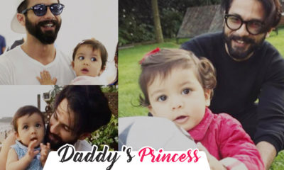 Shahid Kapoor And Misha Kapoor Give Us True Father Daughter Goals,Cute Moments Of Shahid And Mira Kapoor,Shahid And Misha Adorable Pic, Shahid And Misha Kapoor cute pictures,Shahid sweet Father Daughter moments with Misha,Shahid spends quality time with his Daughter Misha,Mango Bollywood,hindi movie latest updates,bollywood cinema news