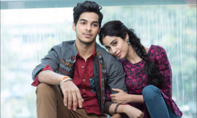 Bollywood Celebrities React To Dhadak All Praises For Janhvi Kapoor And Ishaan Khatter,Bollywood reacts to Dhadak trailer, Dhadak movie trailer celeb reaction,celebrity reaction towards Dhadak trailer,Janhvi Kapoor Dhadak movie Trailer,bollywood Celebrities Praises Dhadak,Dhadak hindi movie trailer,Mango Bollywood