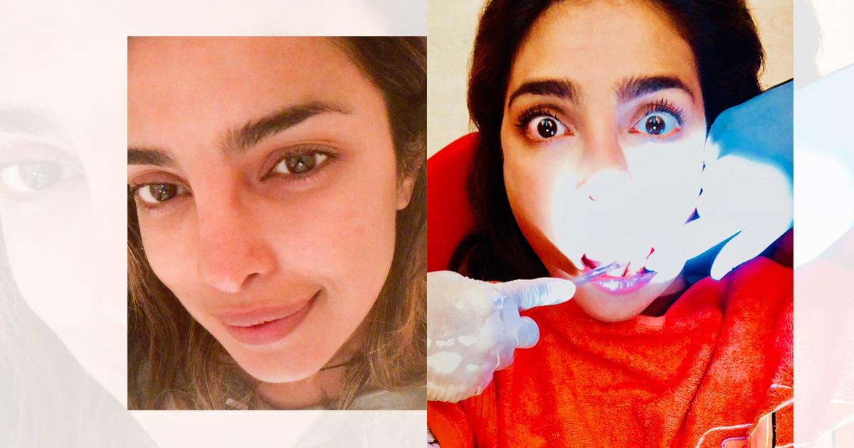 Priyanka Chopra Shows Off Her Fun Side!, Priyanka Chopra's goofy side, Actress Priyanka Chopra Latest News, Piggy Chop's goofy videos, Mango Bollywood, Bollywood Latest Updates, Celebrity News Bollywood, Salman Khan and Priyanka Chopra Bharat Updates