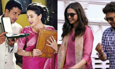 The Unusual Pairings Bollywood Gave Us So Far This Year!, 5 Unconventional Bollywood Pairings, Shocking choices Unusual star pairings in Bollywood films, Unusual onscreen pairings in 2018 Bollywood movies, Mango Bollywood, Karishma Kapoor and Manoj Bajpayee pair, Ranbir Kapoor and Aishwarya Rai Bachchan Latest News, Deepika Padukone and Irrfan Khan Movies, Vidya Balan and Farhan Akhtar Movies,