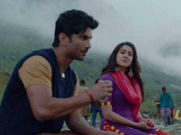 Kedarnath New Song Qaafirana Released, Qaafirana song from Kedarnath out, Kedarnath song Qaafirana Review, Sara Ali Khan and Sushant Singh Rajput Qaafirana song, Kedarnath Movie Latest News and Updates, Mango Bollywood, Sara Ali Khan Kedarnath Film Updates, Sushant Singh Rajput Upcoming Movie Updates