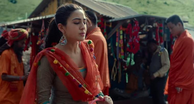 #KedarnathTrailer, Kedarnath Movie Trailer Review, Kedarnath trailer launch updates, Kedarnath trailer out, Kedarnath Trailer Shows Love In All Its True Colours, Mango Bollywood, Sara Ali Khan and Sushant Singh Rajput Kedarnath Latest Updates, Sara Ali Khan Upcoming Movie News, Sushant Singh Rajput Latest Movie News
