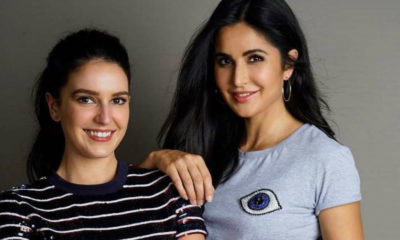 Katrina Kaif Sister Isabelle Kaif To Make Her Debut Opposite Aayush Sharma,Mango Bollywood,Katrina Kaif sister Isabelle to make her Bollywood debut with Aayush Sharma in Kwatha,Katrina Kaif sister Isabelle to debut opposite Salman Khan brother-in-law with Kwatha shares photo with didi,Katrina Kaif sister Isabelle Kaif to make her debut opposite Aayush Sharma in Kwatha,Katrina Kaif Sister Isabelle to Debut Opposite Aayush Sharma in Kwatha Confirms Salman Khan